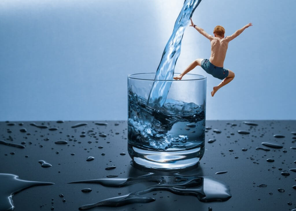 чаша-вода