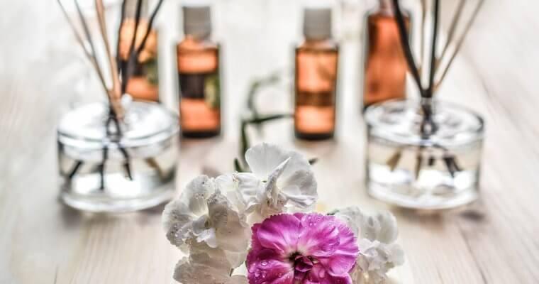 СПА у дома с ароматерапия